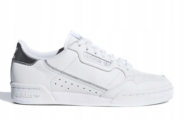 Adidas CONTINENTAL 80 BUTY SPORTOWE damskie 39 1/3