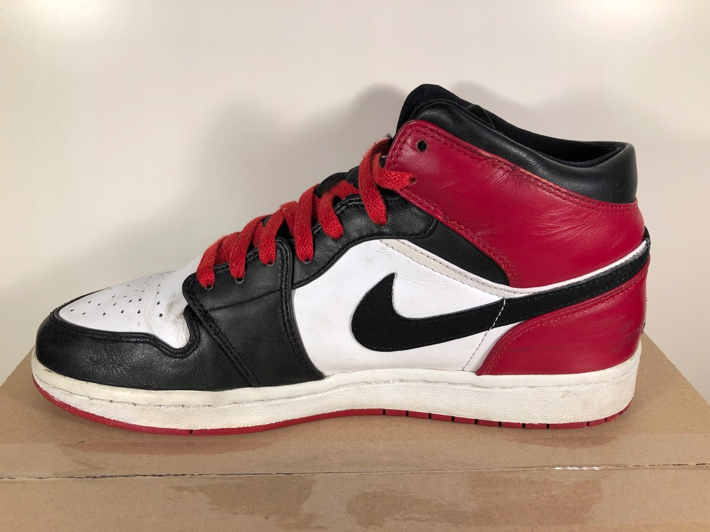 Buty Męskie Nike Air Jordan 1 Mid Nouveau Rozm. 42