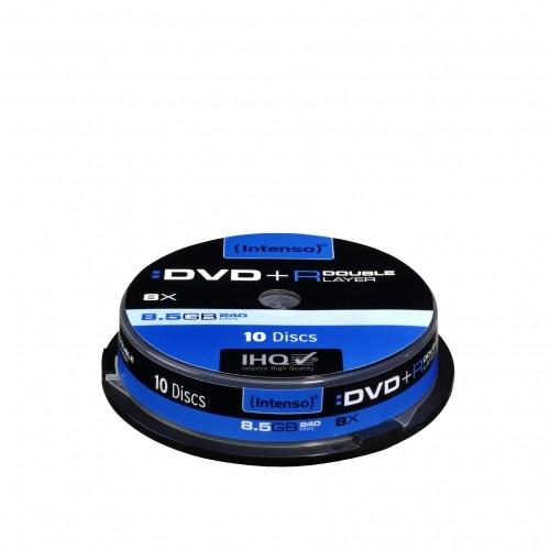 Płyty DVD+R DL Intenso DVD+R 8.5GB Double Layer