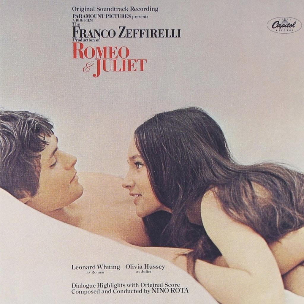 Original Soundtrack - Romeo And Juliet Us Import