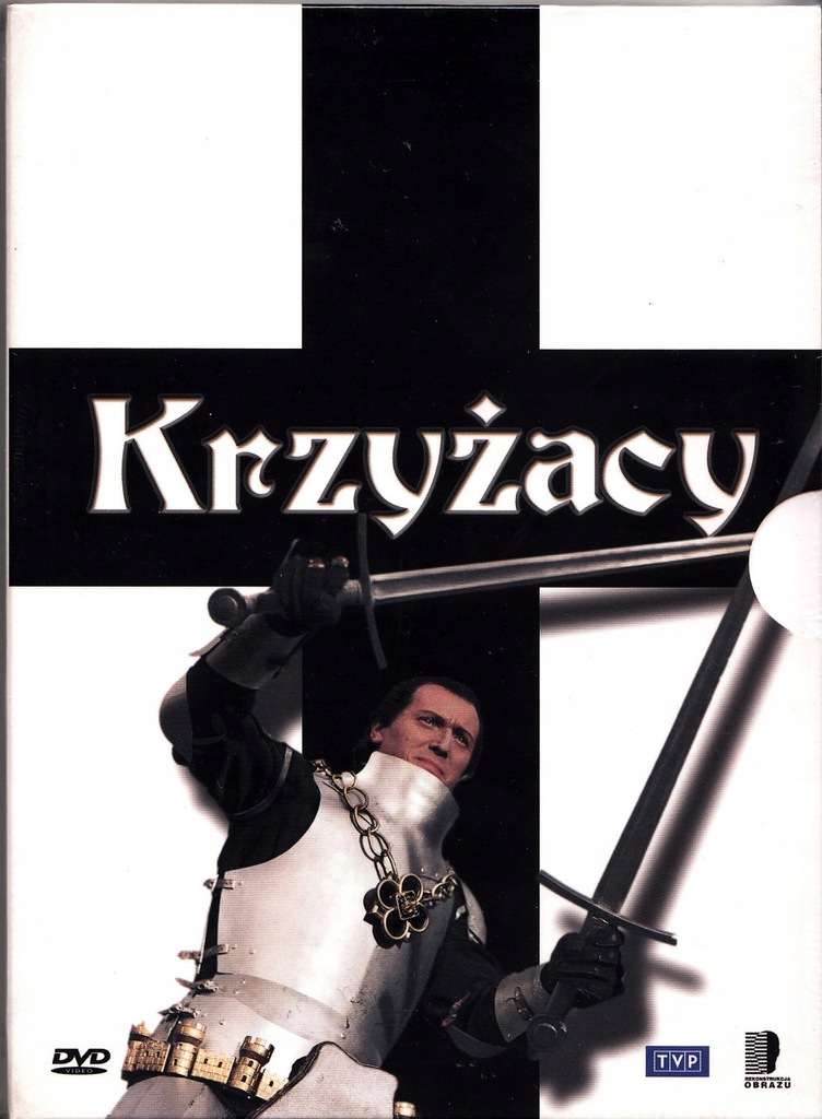 KRZYŻACY / Aleksander Ford / FOLIA / SKLEP