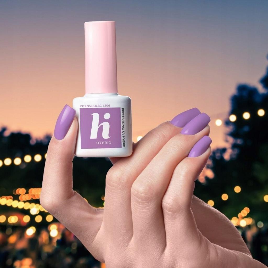 Hi Hybrid Lakier hybrydowy nr 306 Intense Lilac 5m