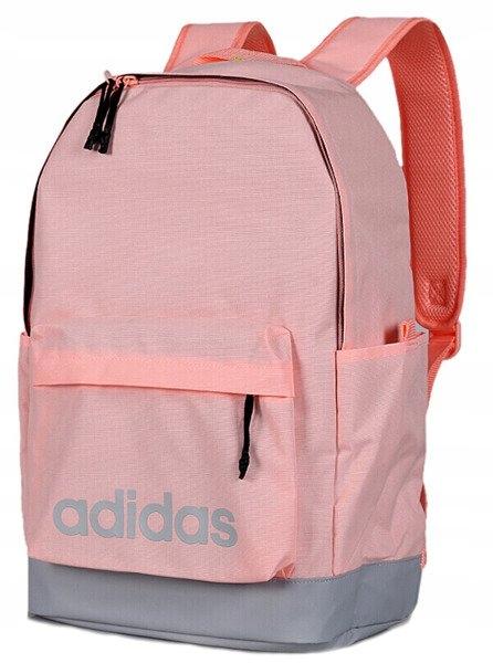 Plecak szkolny adidas Daily damski 2 komory DM6148