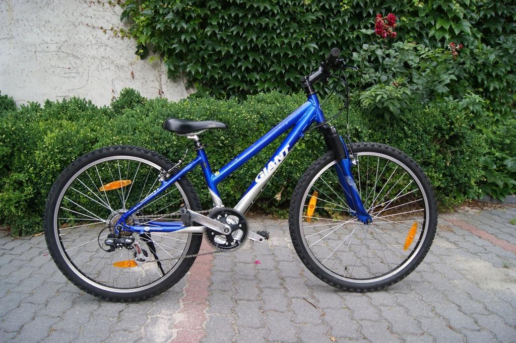 R746 Aluminiowy rower MTB górski GIANT koła 26''
