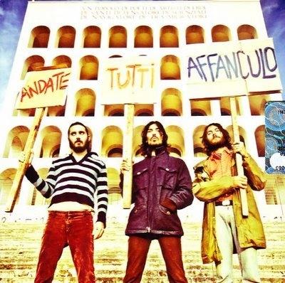 ANDATE TUTTI AFFANCULO The Zen Circus [CD]