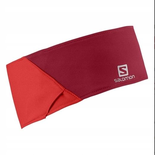 Opaska Salomon Training Headband