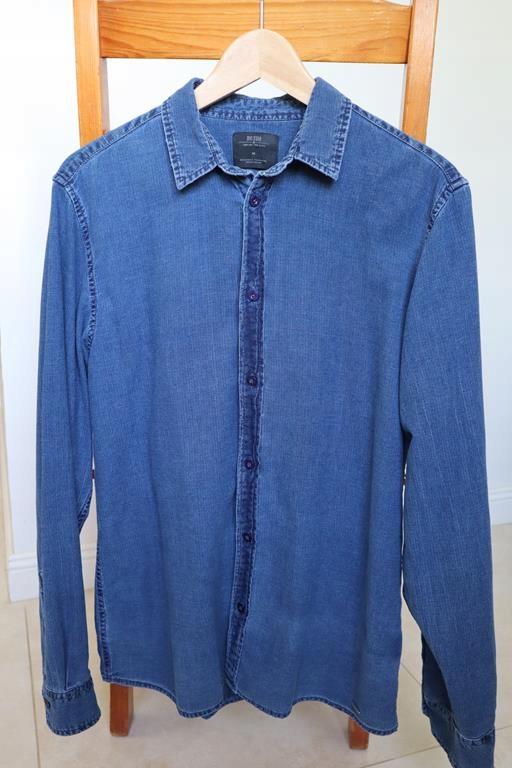 Koszula jeansowa BIG STAR męska M