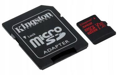 Kingston microSDHC Canvas React 32GB 100/70Mb/s