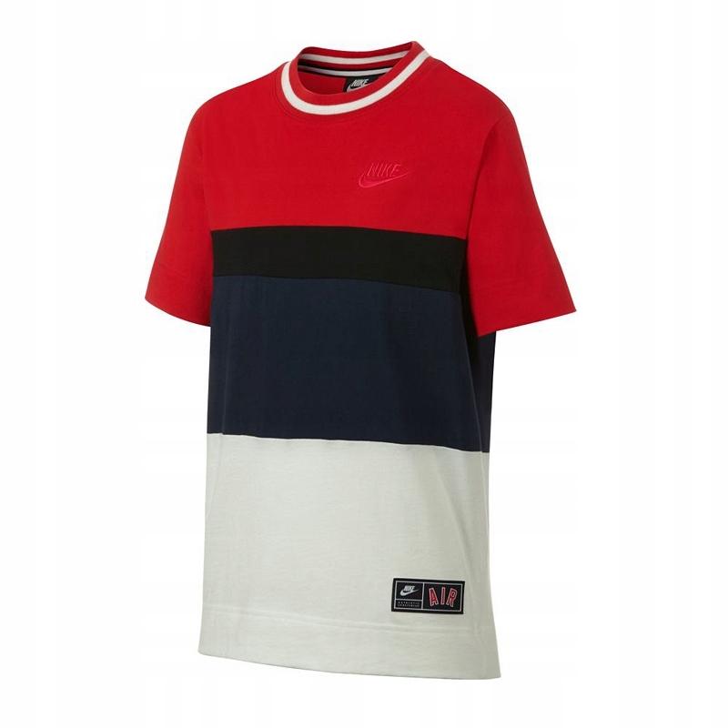 Koszulka NIKE AIR Top Junior AQ9506-657 - 152 cm