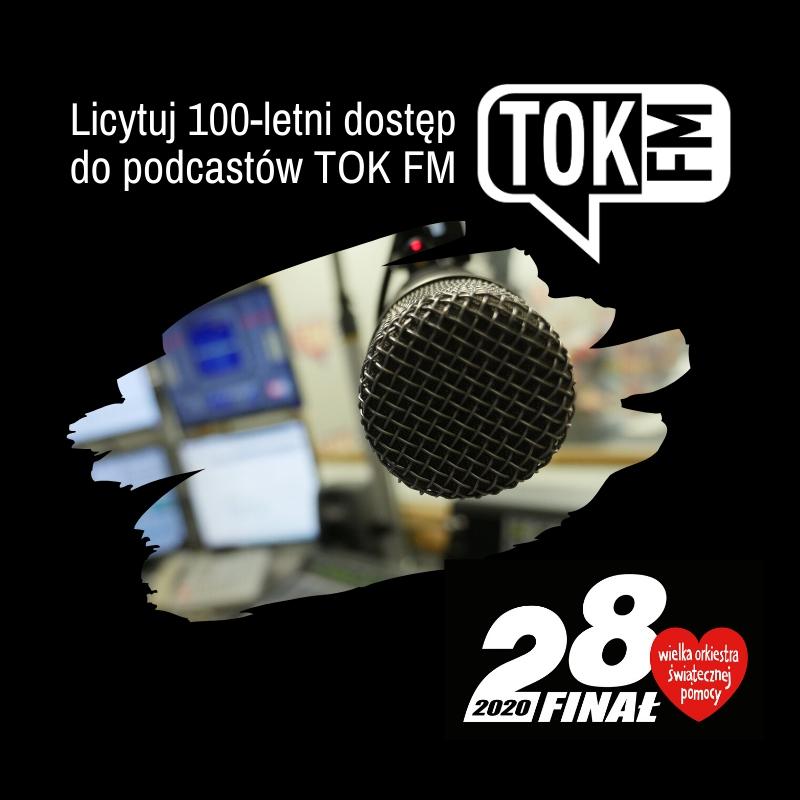 100-letni dostęp premium TOK FM*