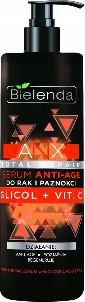 Bielenda ANX Total Repair Serum do rąk i paznokci