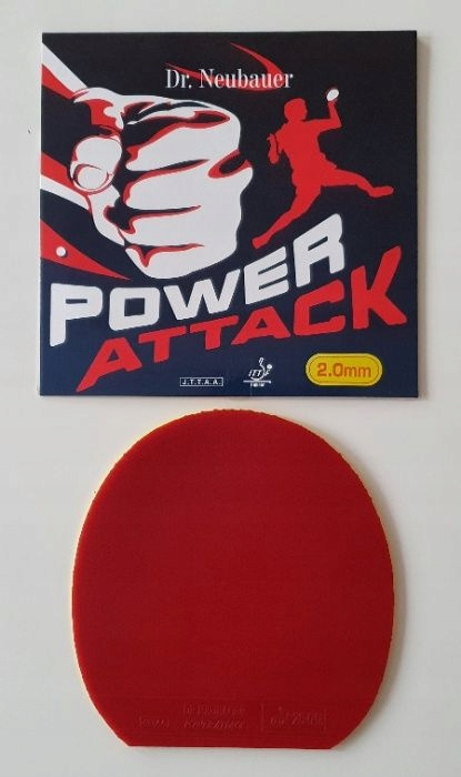 Dr. Neubauer Power Attack - stan idealny