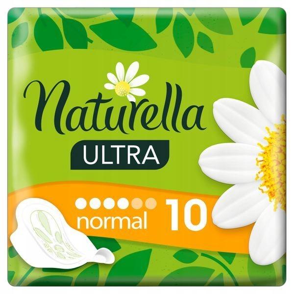 Naturella Ultra Normal podpaski 10szt