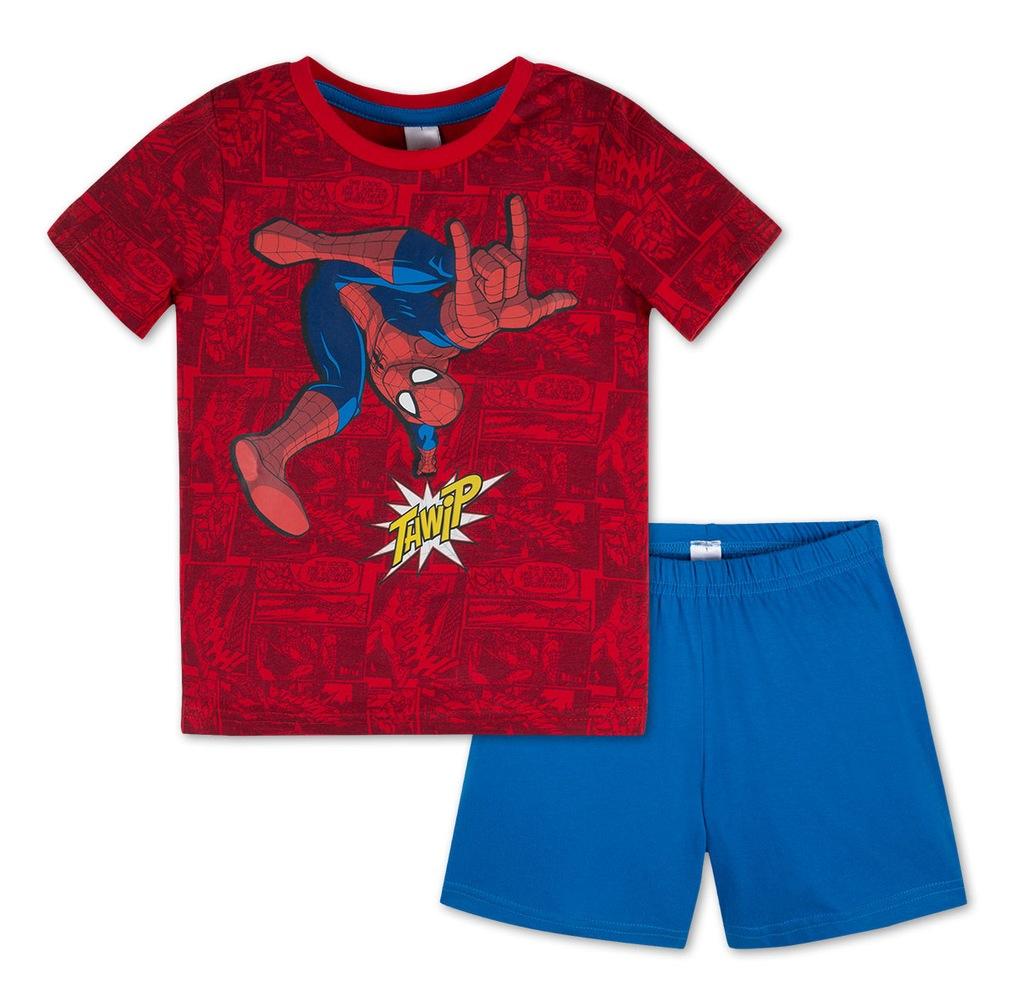 C&A __Spiderman__T-SHIRT + SPODENKI__110/116