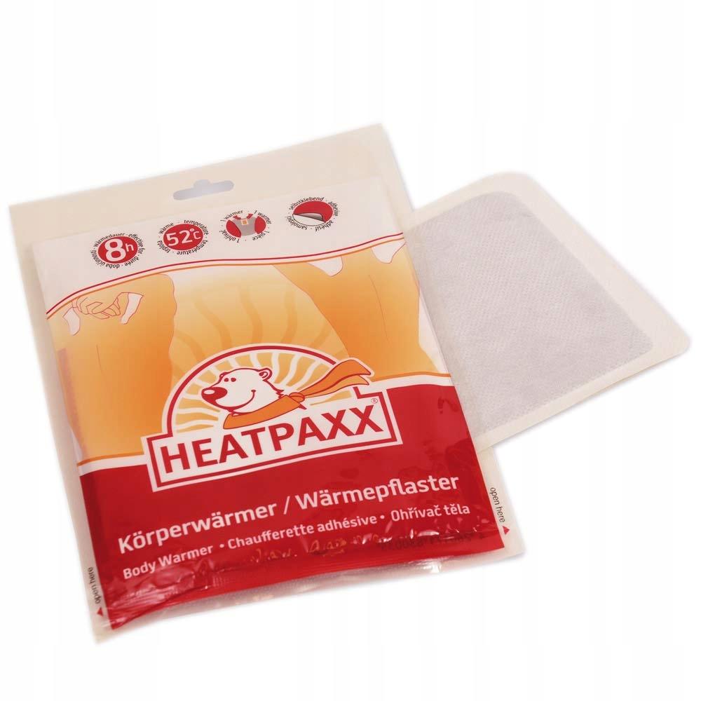 HEATPAXX PLASTER ROZGRZEWAJĄCY