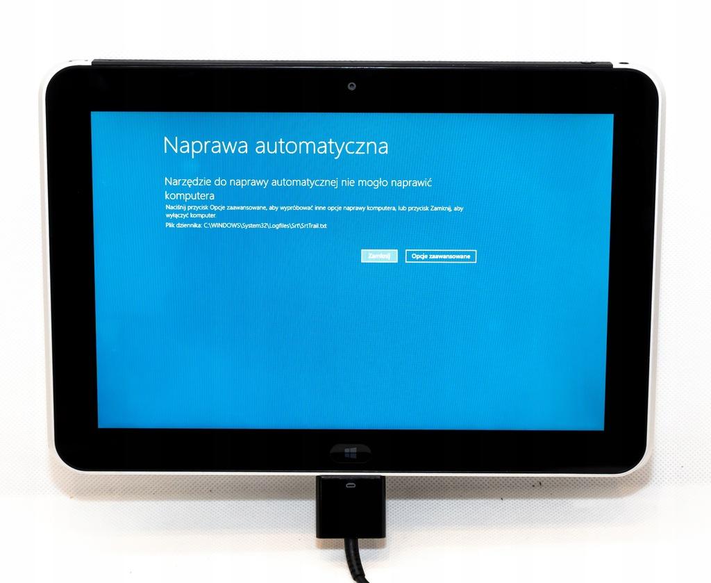 HP ElitePad 900 Z2760 32GB WiFi USZKODZONY