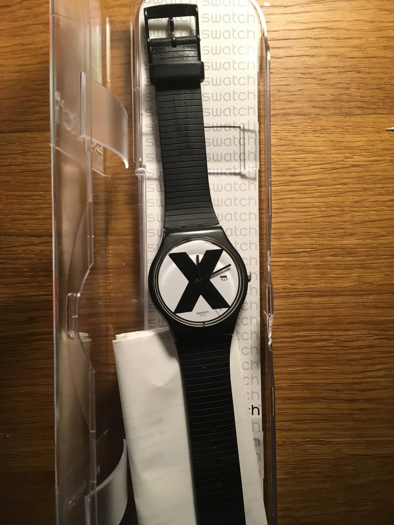 SWATCH XX-RATED SUOB402