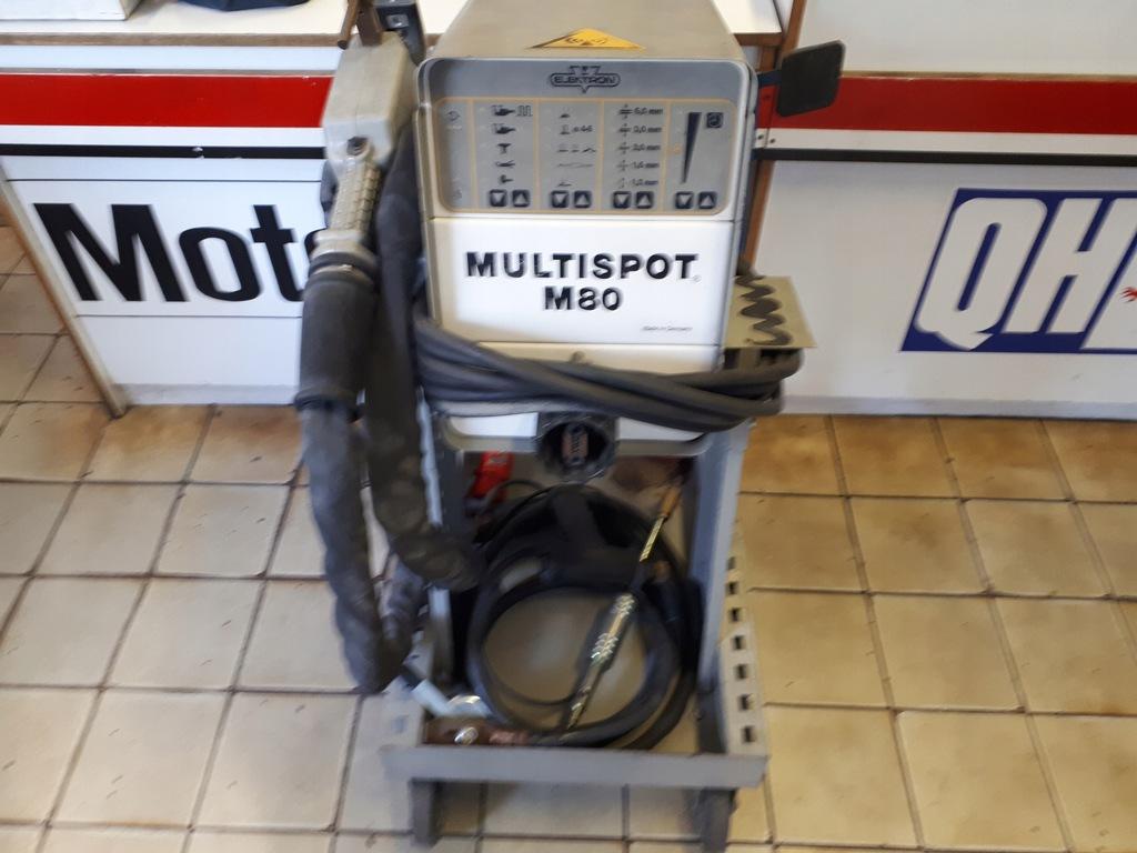 Zgrzewarka MULTISPOT M80+AIRPULLER AP95