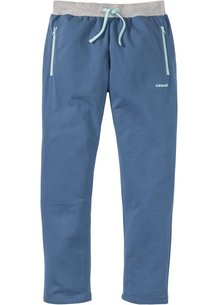C497 BPC Spodnie dresowe Regular Fit 44/46 pas:76
