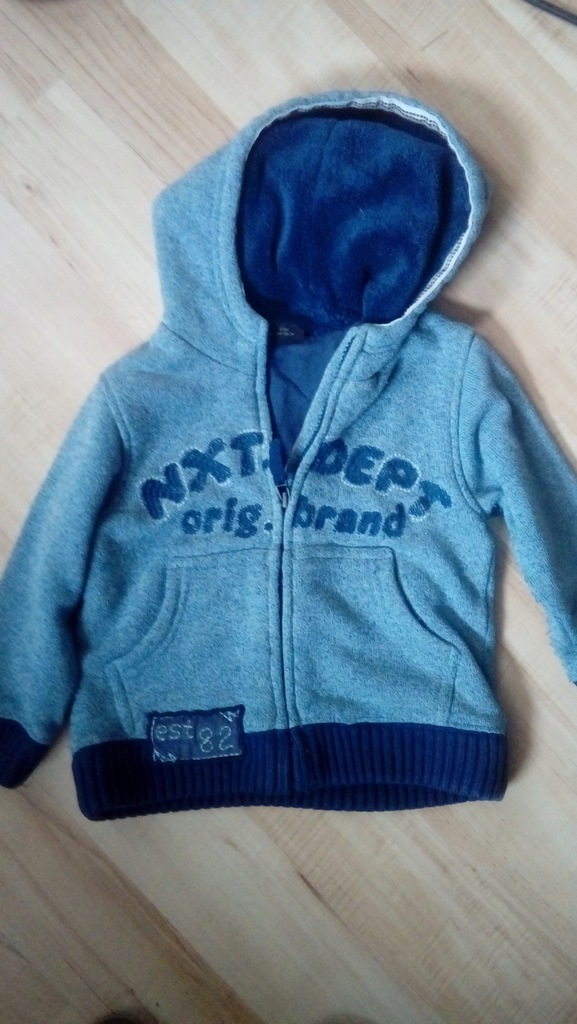 Next ciepły sweterek 98
