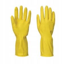 Rękawice gumowe rozmiar M