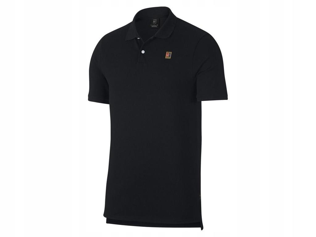 Koszulka męska polo NIKE NIKECOURT 934656 011