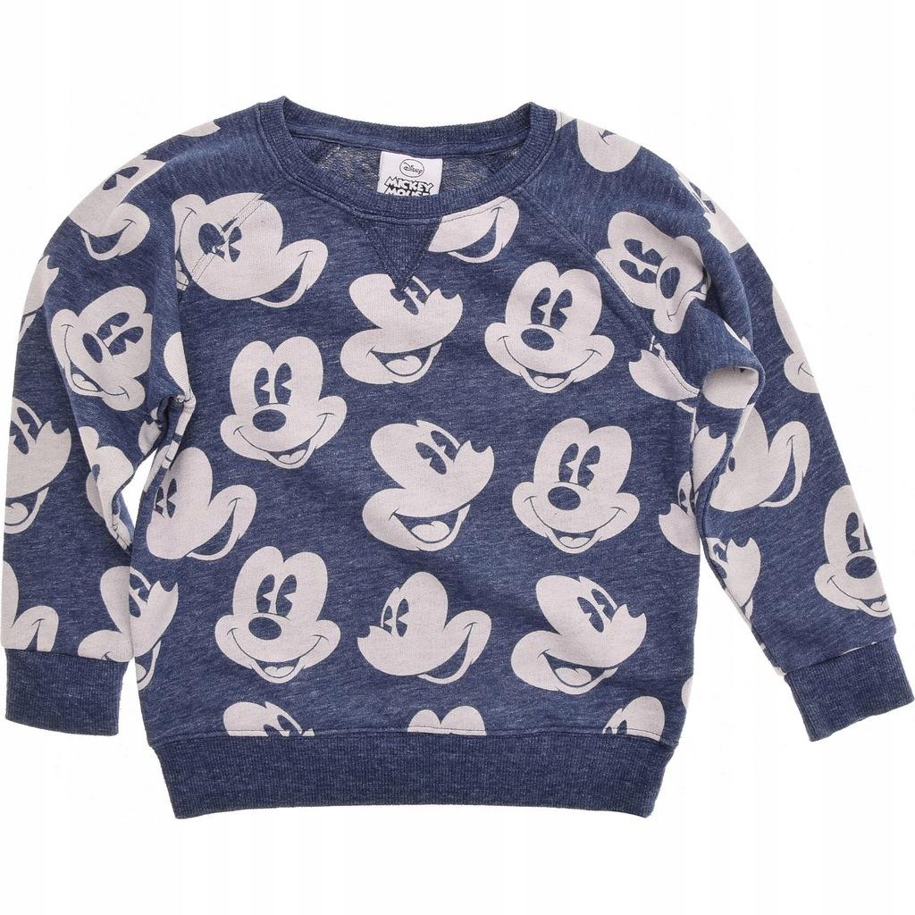 NEXT bluza chłopięca MYSZKA MICKEY 104