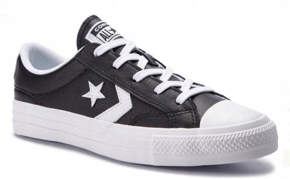 Wyprzedaż - Converse Star Player Leather OX 51,5