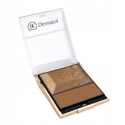 Dermacol Bronzing Palette Bronzer dla kobiet 9 g