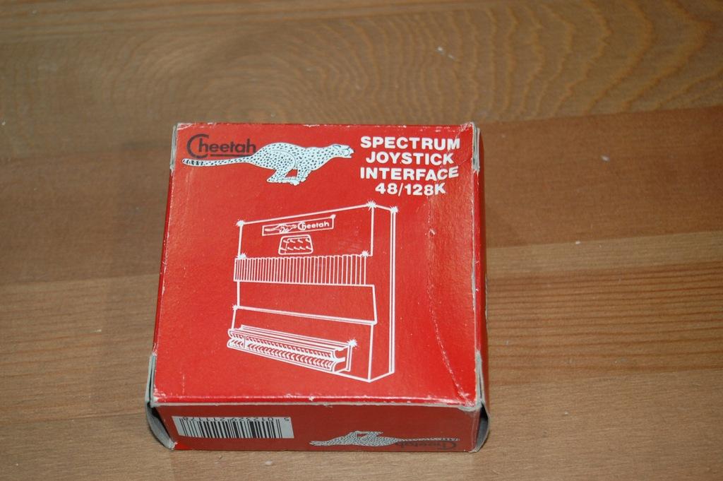 Interface do Spectrum Cheetah w oryginalny pudełku