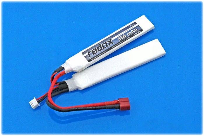 Pakiet Akumulator ASG Redox LiPo 7,4V 850mAh 20c 1