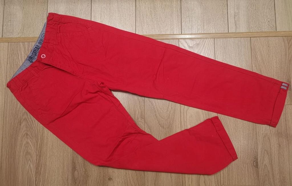 Spodnie chinosy NOWE Cool Club 146cm 152cm 9-10lat