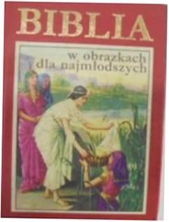 Biblia w obrazkach dla najmłodszych - K.N.Taylor