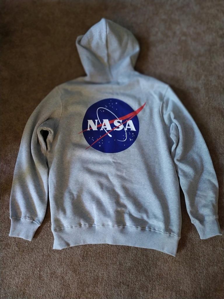bluza z kapturem H&M męska NASA