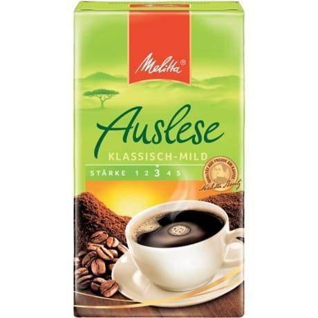 Melitta Auslese Mild 500 g kawa mielona