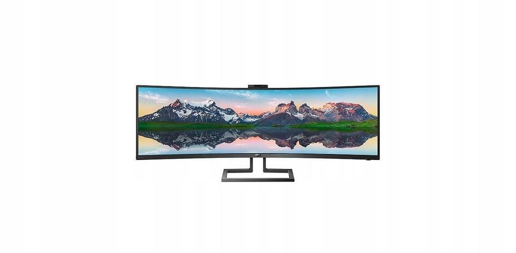 """Monitor Philips 48,8"""" 499P9H/00 IPS VGA 2xHDM"""