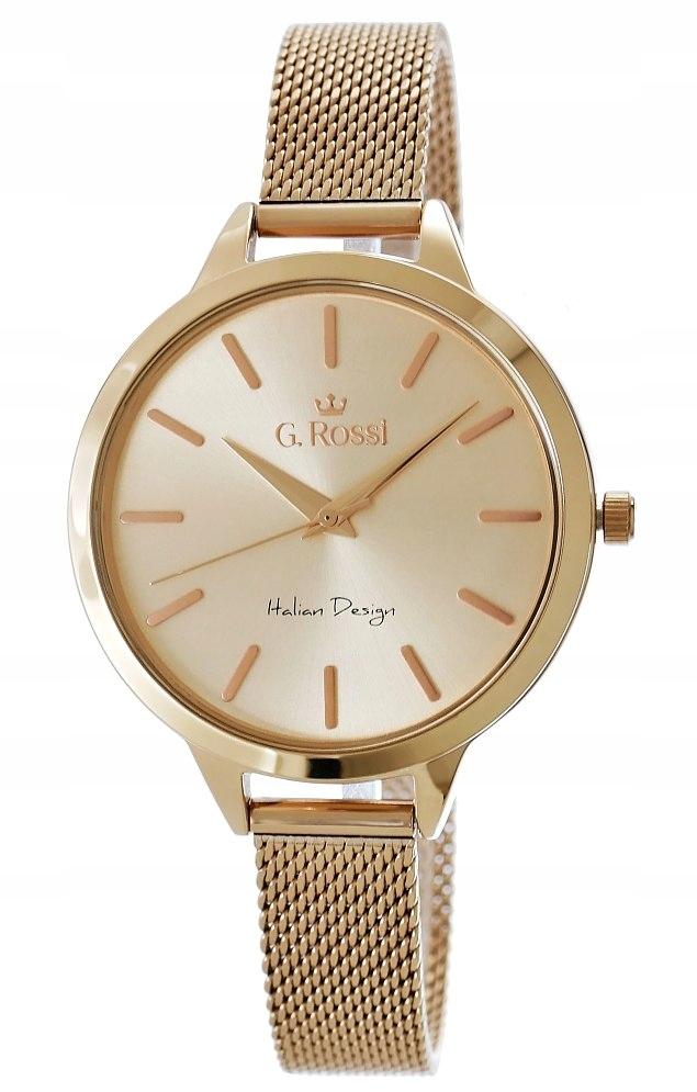 Zegarek Damski Gino Rossi 10296B-4D2