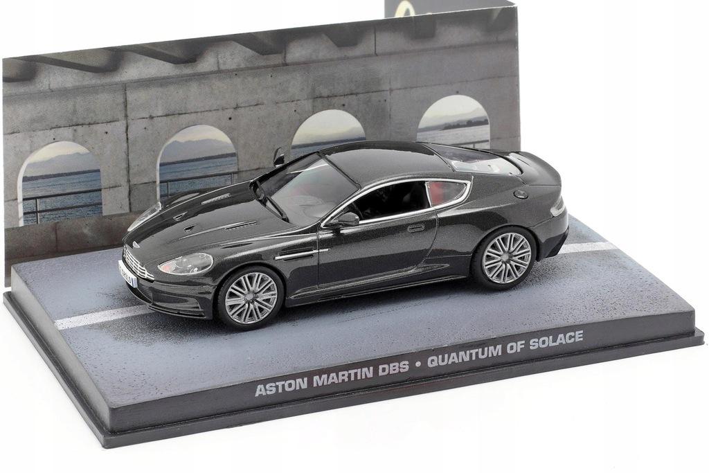 Uh Aston Martin Dbs Bond 007 Quantum Of Sol 1 43 8778392894 Oficjalne Archiwum Allegro