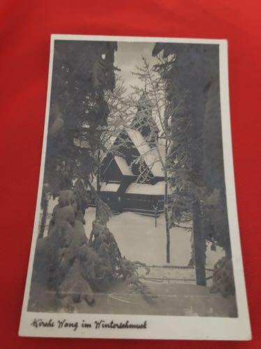 Świątynia koło Karpacza stara