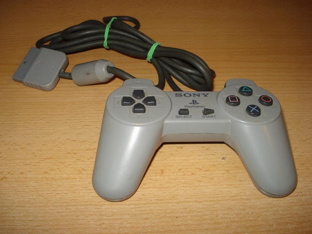 Sprawny oryginalny pad SONY PlayStation PSX