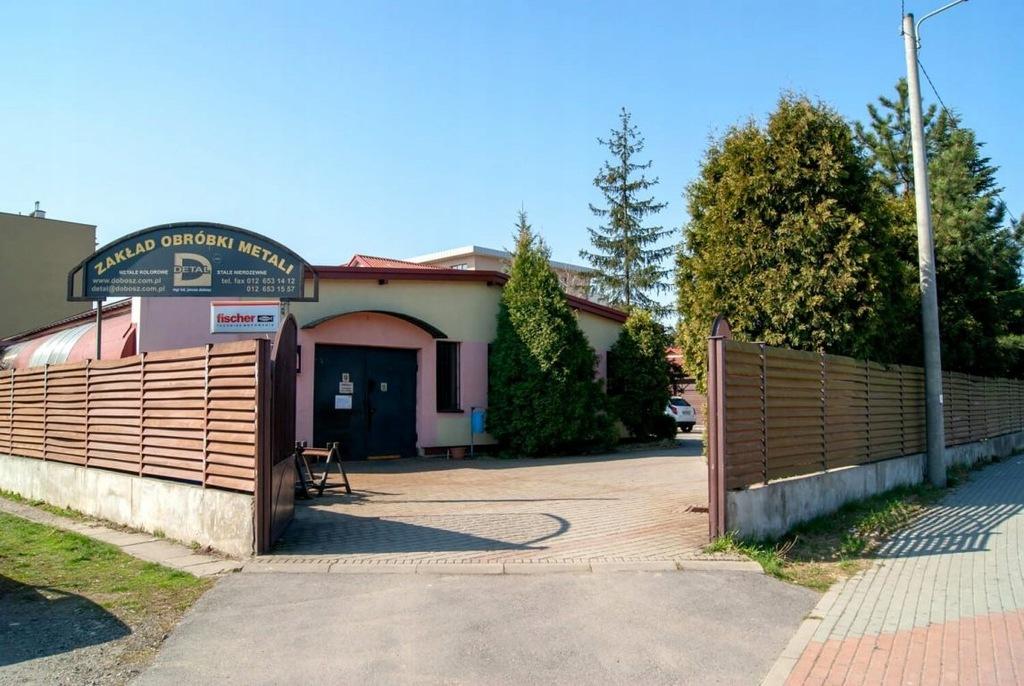Hala magazynowa - Kraków, Podgórze, 706,00 m²