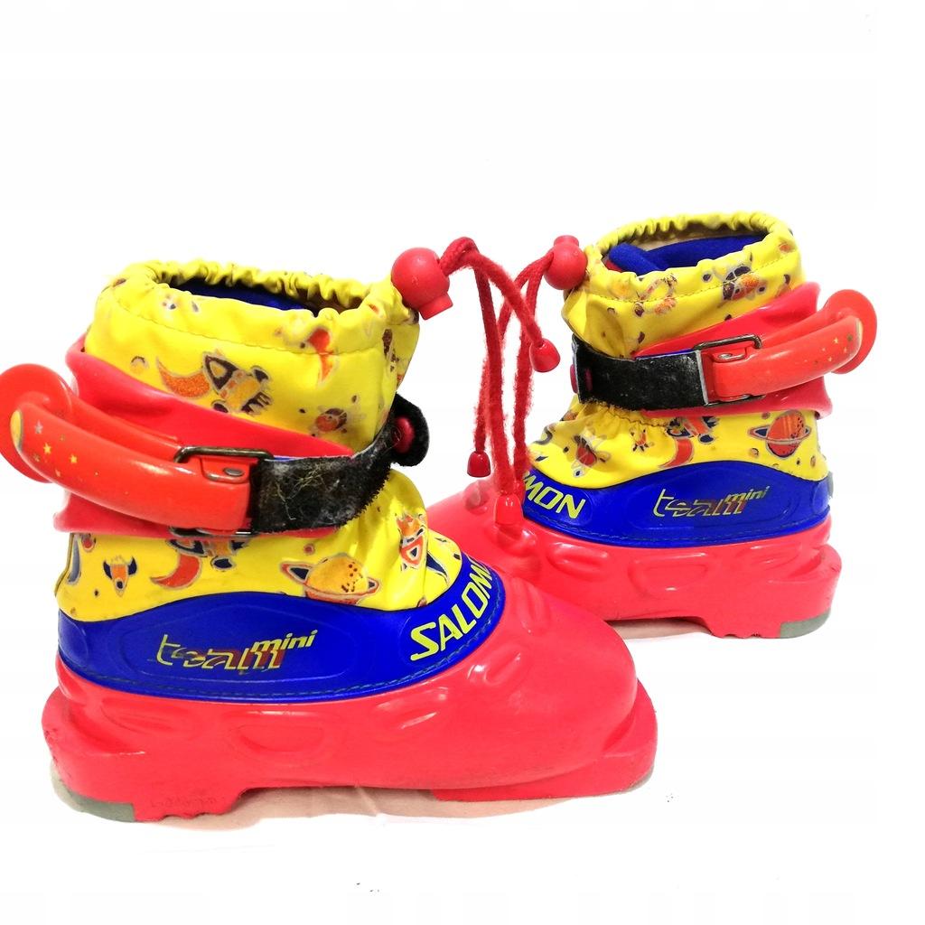 Buty narciarskie Salomon 15 mini