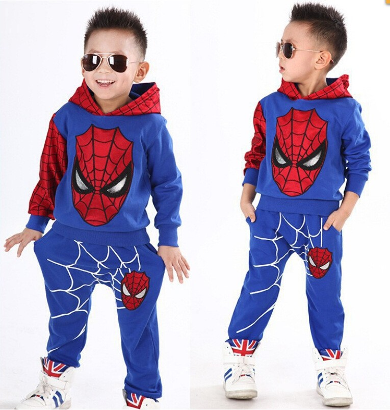 Dres Komplet SPIDERMAN 92