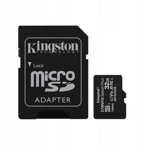 Karta pamięci Kingston Canvas Select Plus SDCS2/32