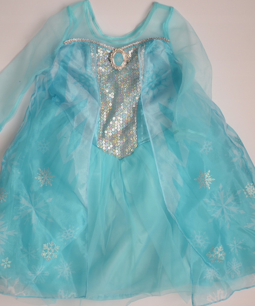 Sukienka Elsa (Elza) H&M 92cm nowa