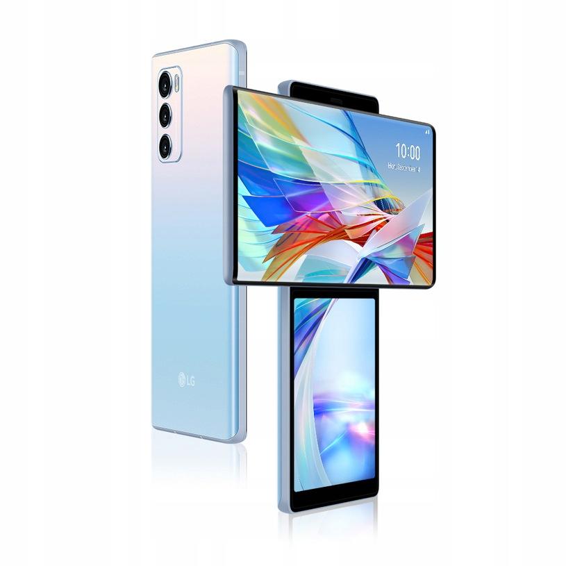 Smartfon Lg Wing 5g 8 128gb Dual Sim Nfc 9911972815 Oficjalne Archiwum Allegro