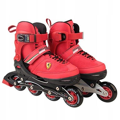 Rolki biegowe Ferrari Skate Inline Set 31-34 500 #