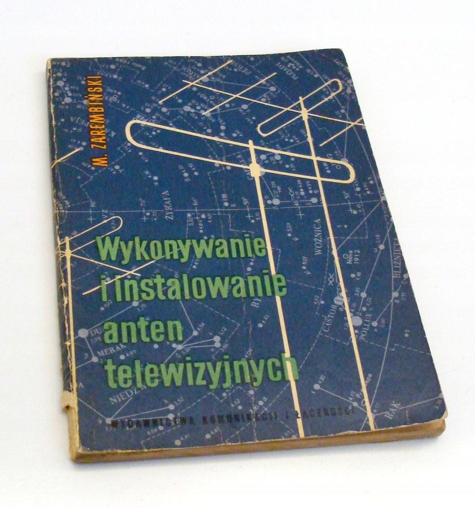 Wykonywanie I Instalowanie Telewizyjnych Antena Tv 7472831899 Oficjalne Archiwum Allegro