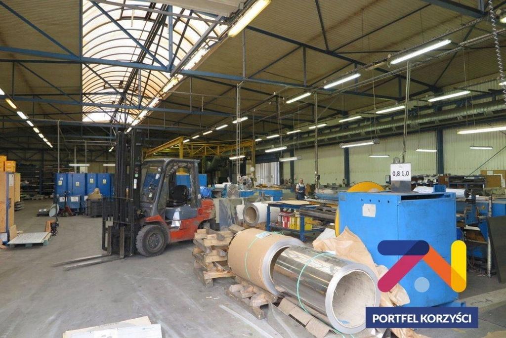 Fabryka, Żary, Żarski (pow.), 4777 m²