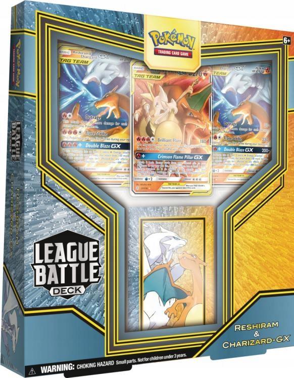 Pokemon TCG League Battle Deck - Reshiram & Ch